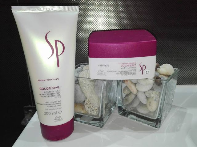 For girls: Color Save- Wella SP