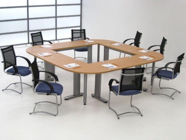 Mesa de Juntas - Muebles para oficina - Poliarte