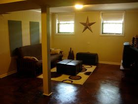 Frugal Ain't Cheap: Basement remodel