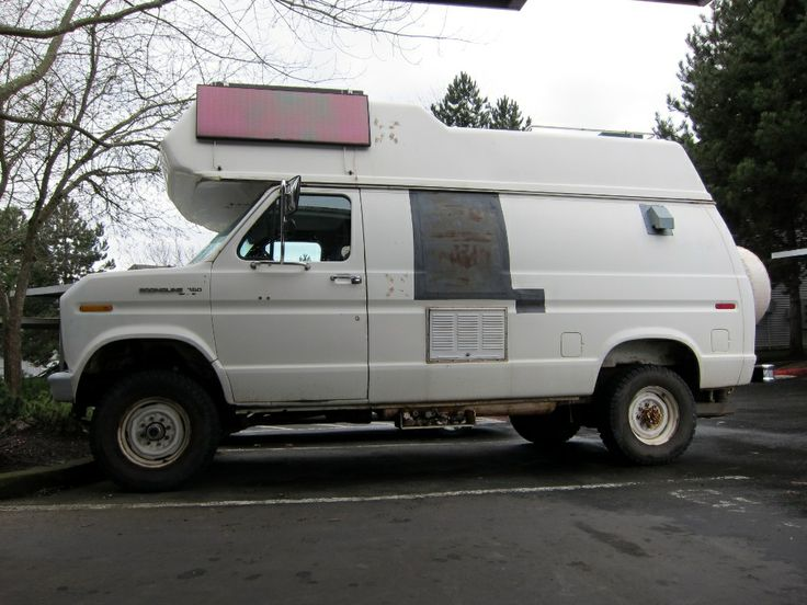 Craigslist 4x4 Vans for Sale | for sale 1992 e 350 eb 4x4 ...