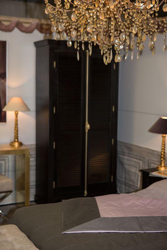 Basilio Wardrobe. It's beautiful and practical wardrobe in your bedroom.  Price: 4200 PLN
