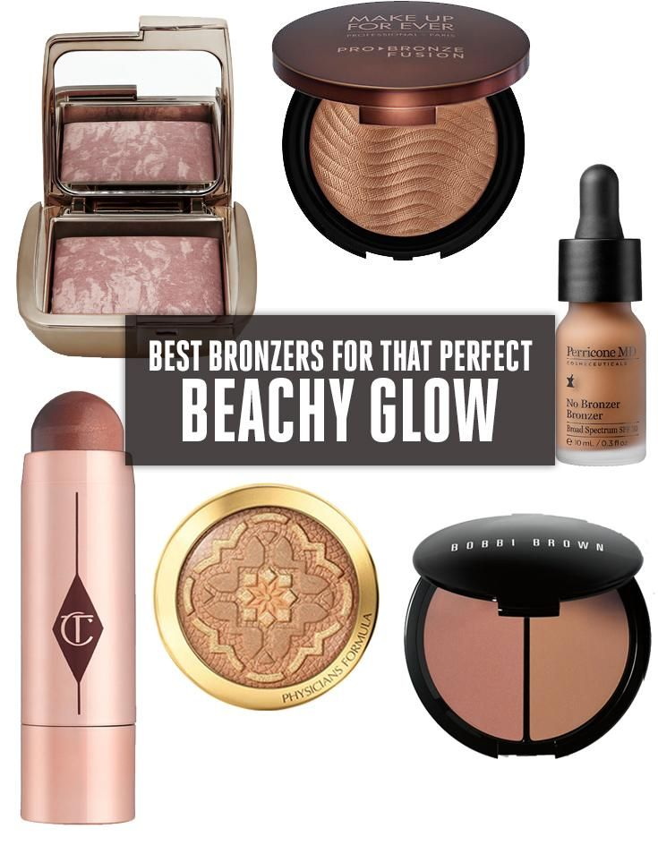Best Bronzers for That Perfect Beachy Glow