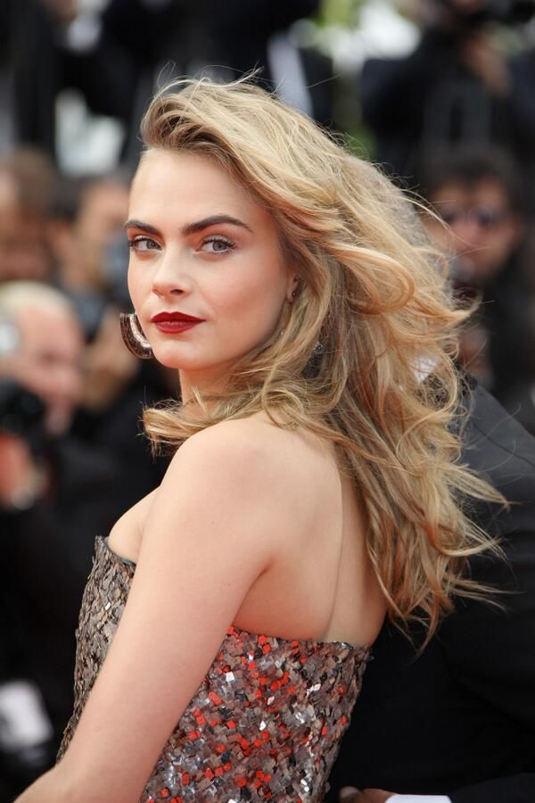 Cara at Cannes Film Festival  - 21.05.14