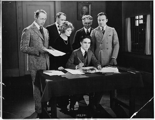 Image result for d w griffith united artists