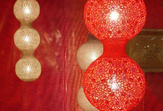 Fabulous Crochet Lights by Cai!