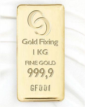Lingotti in oro Gold Fixing Srl