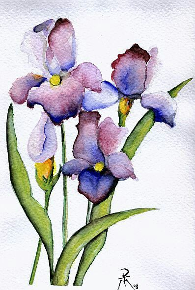 Ideas For Watercolor Paintings