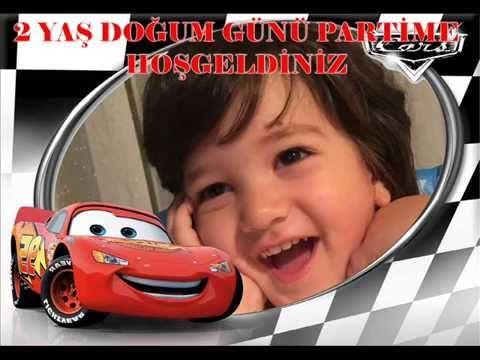 CARS  DOĞUM GÜNÜ KUTLAMA ORGANİZASYONU - HANİEL DAVET VE ORGANİZASYONVE