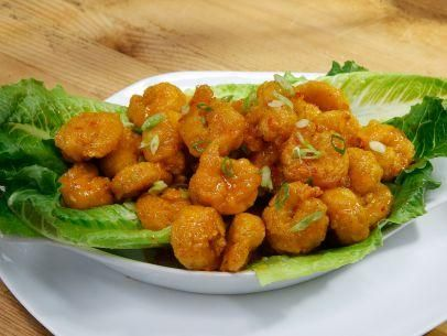 "Bang Bang Shrimp (Order Up!) - Jeff Mauro, ""The Kitchen"" on the Food Network."