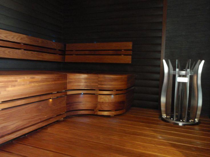 Sauna - Photo as a curtesy of AsmoSan