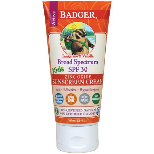 Organic Living Journey:  Is Sunscreen Dangerous?