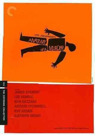 Director Preminger thrives in tense legal showdowns and this is perhaps his best, mostly for Stewart's cagey performance as a deceptively wily small-town lawyer. The sensationalist trial revolves arou