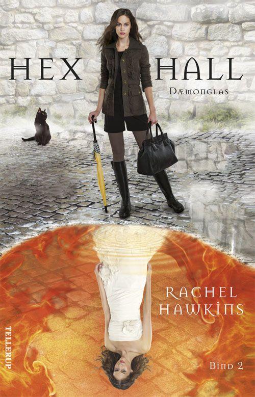 Hex Hall ¤ Dæmonglas   Arnold Busck
