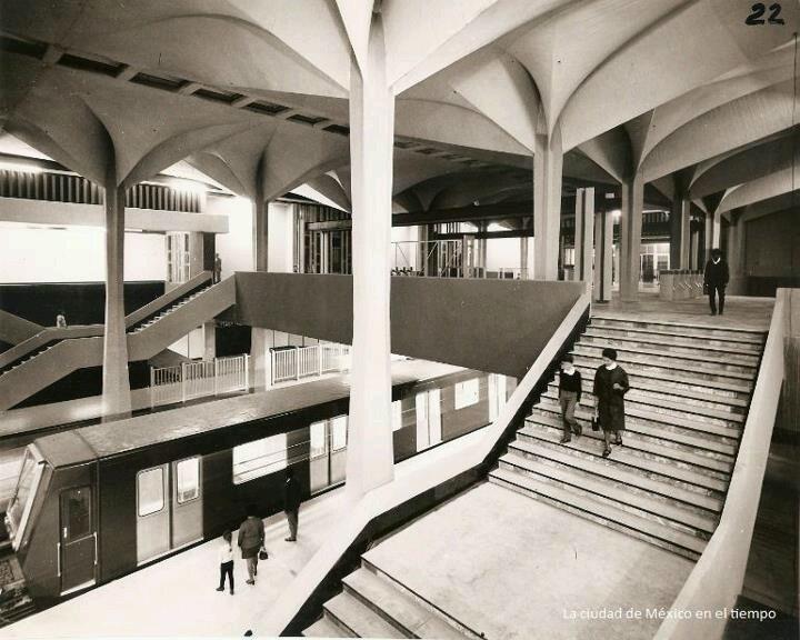 Felix candela umbrella pinterest for Arquitectura mexicana moderna