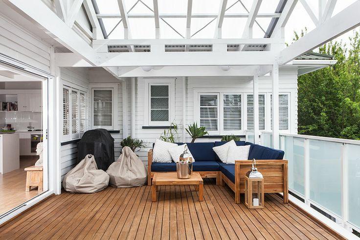 Informal outdoor living