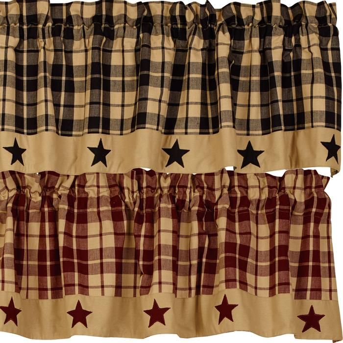 Set Of 6 Fabric Candy Canes 20 267 In 2020 Primitive Homes Primitive Curtains Primitive Kitchen #wine #curtains #for #living #room