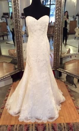 Enzoani Innsbruck: buy this dress for a fraction of the salon price on PreOwnedWeddingDresses.com