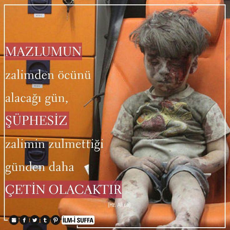 Mazlum  #zalim #masum #insan #çocuk #suriye #halep #filistin #ırak #türkiye #islam #müslüman #ilmisuffa