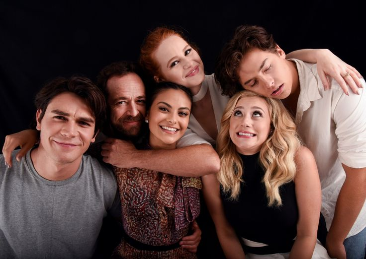 KJA + Luke Perry, Camila Mendes, Madelaine Petsch, Lili Reinhart + Cole Sprouse