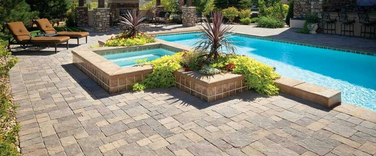 32 best Pool Deck Pavers Ideas images on Pinterest | Swimming pool Paver Ideas Backyard Pool on backyard pool fences, backyard pool hardscapes, backyard pool walkways, backyard pool pumps, backyard pool kitchens, backyard pool design, backyard pool landscape, backyard pool plants, backyard pool furniture, backyard pool construction, backyard pool renovation, backyard pool gates, backyard pool deck, backyard pool floors, backyard pool cabanas, backyard pool waterfalls, backyard pool ponds, backyard pool maintenance, backyard pool lighting, backyard pool fireplaces,