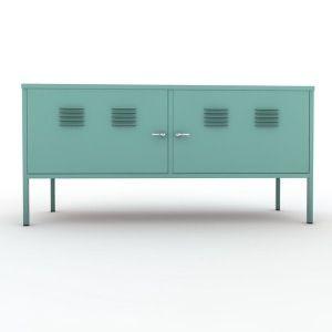 Delightful PS Cabinet/ Metal TV Stand/ Metal Storage Cabinet