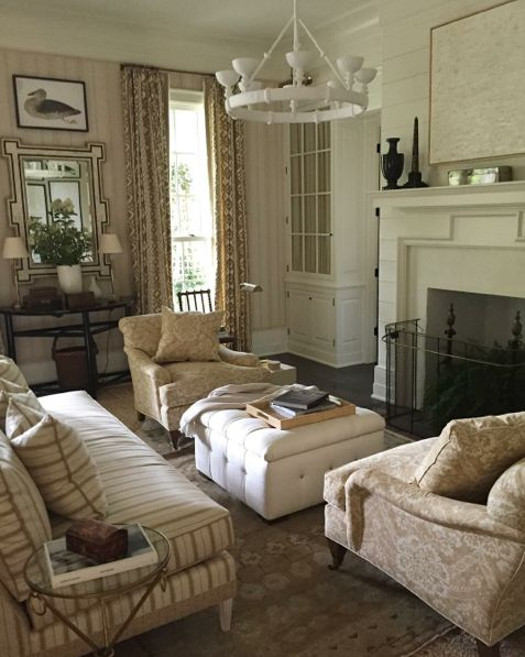 17 best ideas about southern living rooms on pinterest for Mark d sikes living room