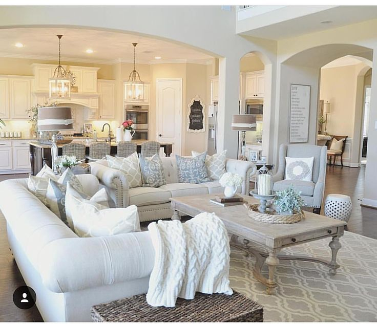 Interior Design Inspiration On Instagram A Little Shabby Chic For You This Morning Farmhouse Living Room