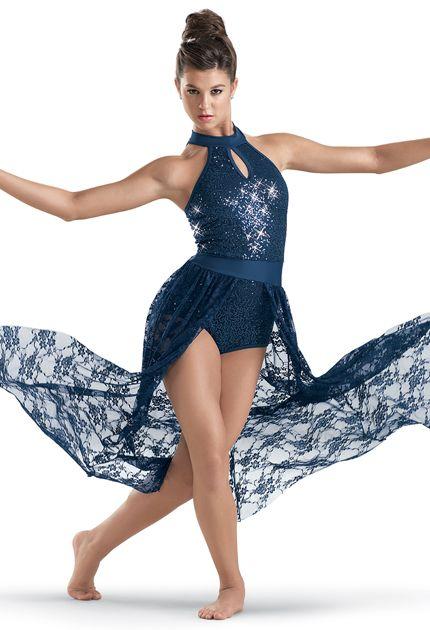 Weissman   Sequin Halter Lace Maxi Dress