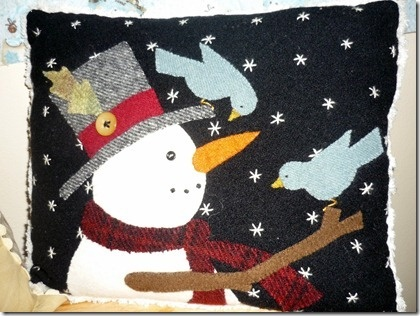 This would make a great Christmas pillow & 566 best Chirstmas Pillows ♥ images on Pinterest | Cushions ... pillowsntoast.com