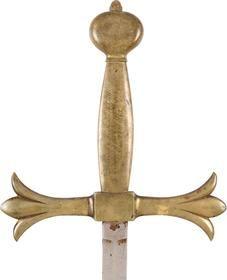 VICTORIAN COPY OF A 16TH CENTURY ARMING SWORD