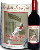 Old State North Wine - Restless Soul