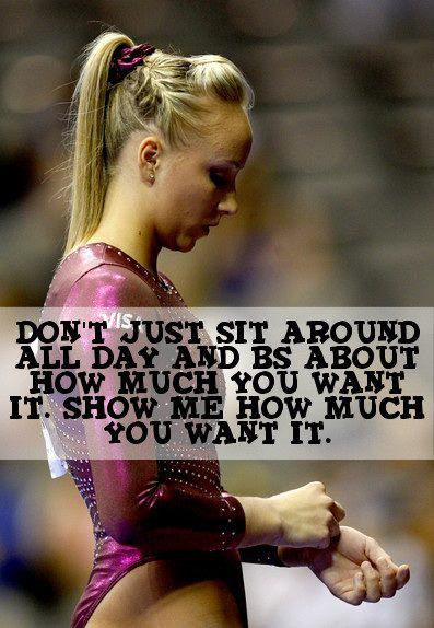 Where there's a will, there's a way.Dance Stuff, Gymnastics Quotes, Nastia Liukin, Athletic Hairstyles, Sports Motivation, Gymnastics Motivation Quotes, Athletic Quotes, Fitness Motivation, Hair Trends