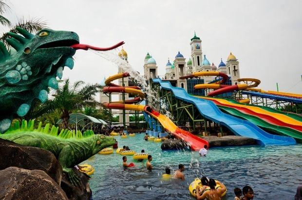 Foto Jepara Ocean Park Jawa Tengah