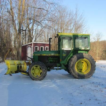 1985 John Deere 2550 Tractor for sale by owner on Heavy Equipment Registry. http://www.heavyequipmentregistry.com/heavy-equipment/13994.htm