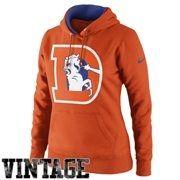 Nike Denver Broncos Women's Retro Tailgater Hoodie