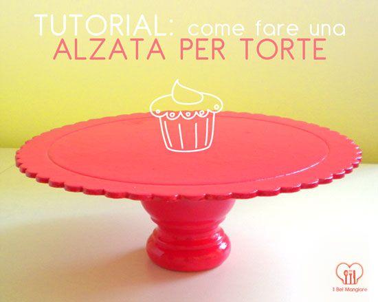 Oltre 1000 idee su Alzata Per Torta su Pinterest  Piatti Per Torta, Piedista...