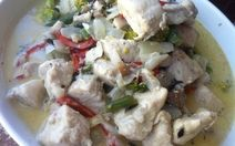 Thai Green Curry Chicken Recipe.  This one looks delicious.