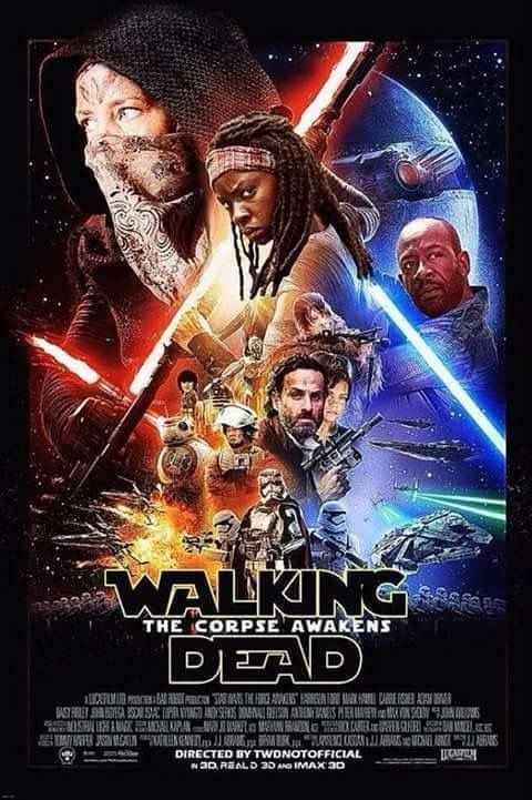 The Walking Dead: The Corpse Awakens
