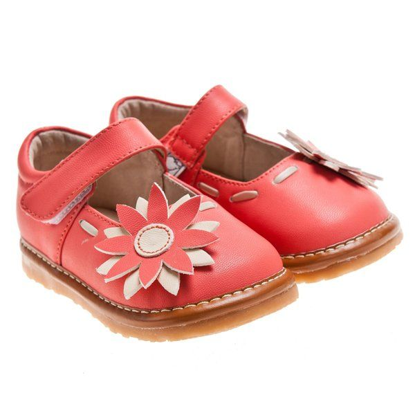 Girl/'s Little Blue Lamb Children/'s Toddler Infant Kids Red Real Leather Shoes