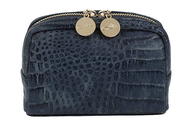 LULU`S Cosmetics Bag - Ocean Blue NYHET! | Coverbrands