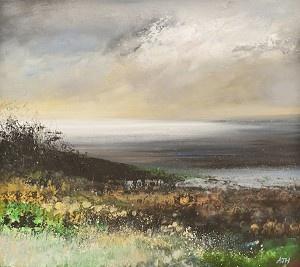 Evening Light off the North Cornish Coast Amanda Hoskin