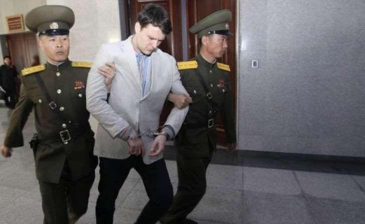 Aullando y haciendo sonidos inhumanos: Padres del joven preso en Corea del Norte dicen su verdad