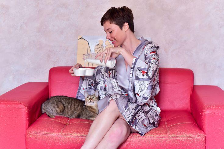 Sans Tabù  cat Lucia Del Pasqua