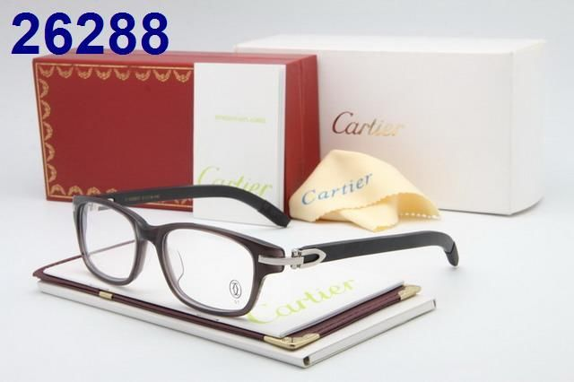 Cartier Rimless Glasses Frames-037