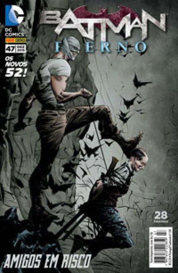 LIGA HQ - COMIC SHOP BATMAN ETERNO #47 PARA OS NOSSOS HERÓIS NÃO HÁ DISTÂNCIA!!!