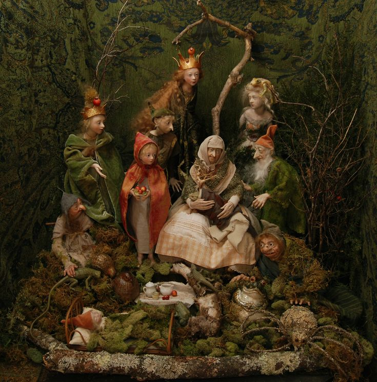 Anna Brahms Creations Faeries and Nature Spirits