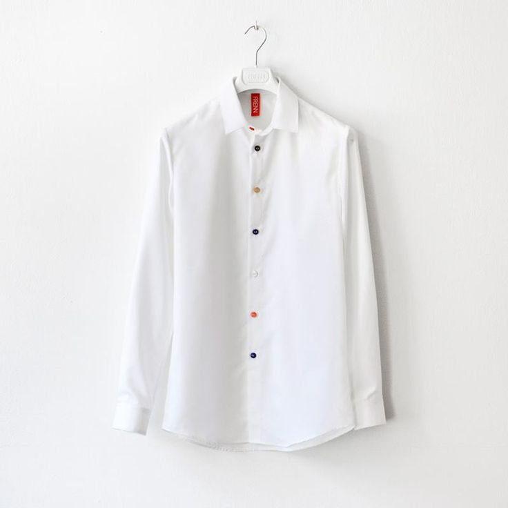 FRENN Timeless - Axel what ever button Shirt  www.frenncompany.com