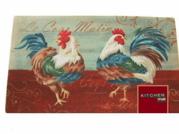 1000 Images About Country Rooster Kitchen Decor On Pinterest French Country Cookie Jars And