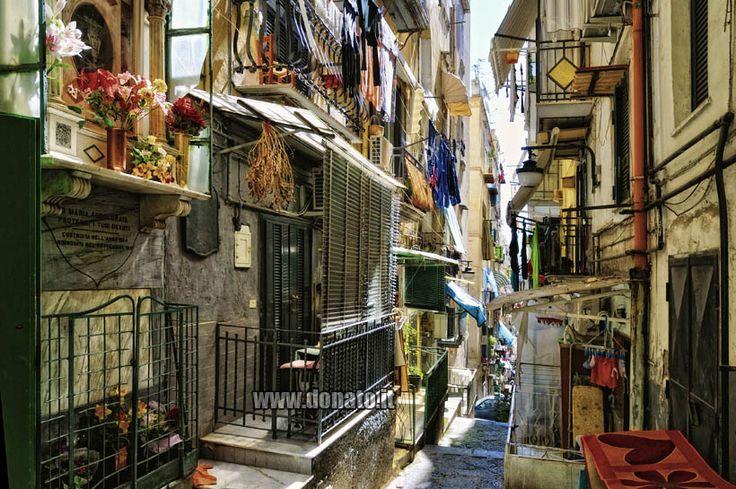 Napoli- quartieri spagnoli