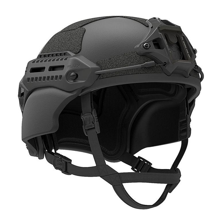 FLUX Ballistic helmet side covers